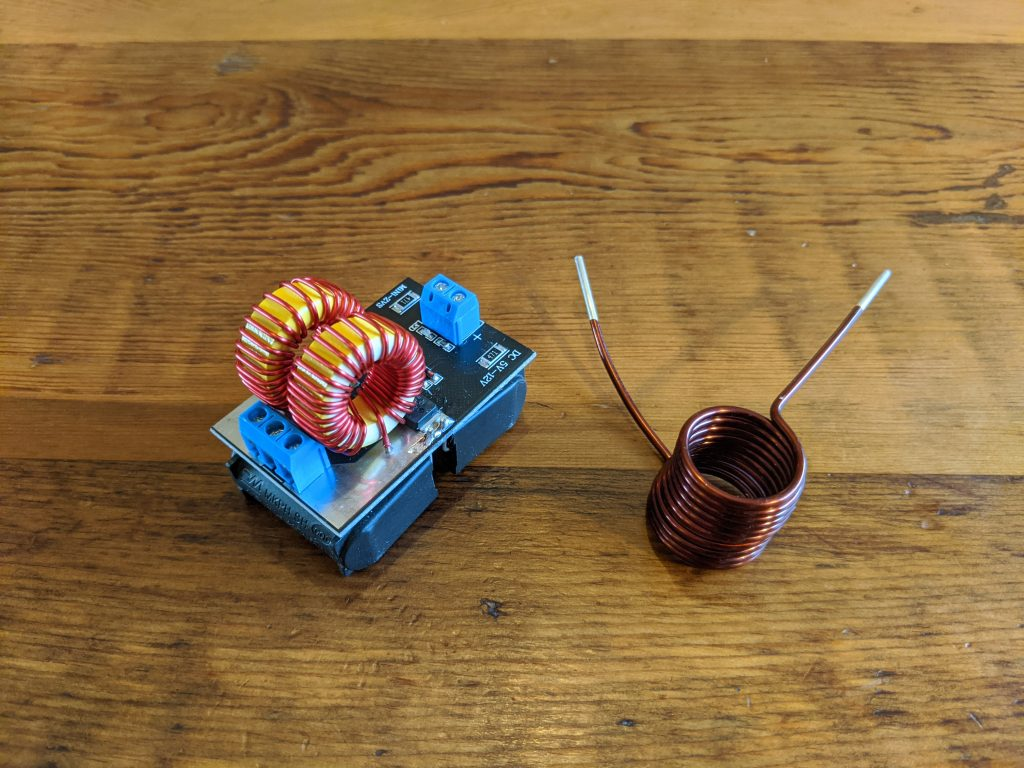 Tuning Your Induction Heater Coil