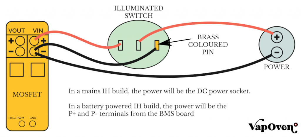 Wiring an Illuminated SPST Rocker Switch