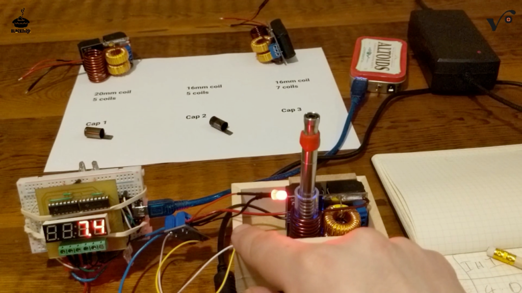 VIDEO: How many amps does an induction heater draw?
