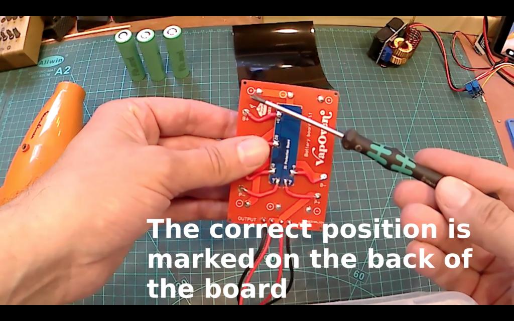Assembling the VapOven Solderless Battery Pack Kit – No-Solder, Solder-free